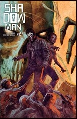 Shadowman #2 Cover B - Guedes