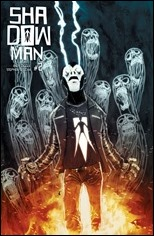 Shadowman #2 Cover - Templesmith Variant