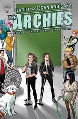 The Archies #5 Cover - Eisma Variant