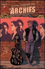 The Archies #5 Cover