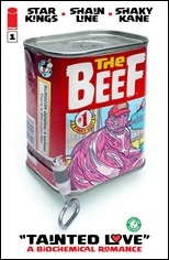 The Beef #1 Cover