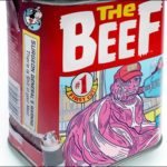 Preview: The Beef #1 by Starkings, Shainline, & Kane (Image)
