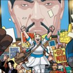 First Look: Valiant High #1 by Kibblesmith & Charm (Valiant)