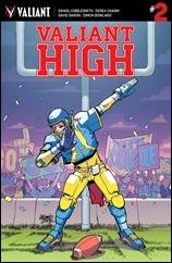 Valiant High #2 Cover A - LaFuente