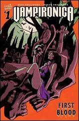 Vampironica #1 Cover - Francavilla Variant