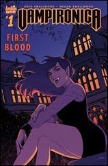 Vampironica #1 Cover - Mok Variant
