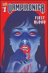 Vampironica #1 Cover - Phan Variant