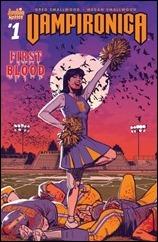 Vampironica #1 Cover - Smallwood