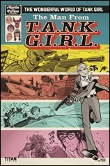 The Wonderful World of Tank Girl #3 Cover A