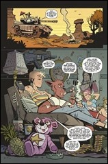 The Wonderful World of Tank Girl #3 Preview 3
