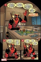You Are Deadpool #1 Preview 1