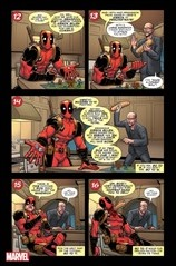 You Are Deadpool #1 Preview 4