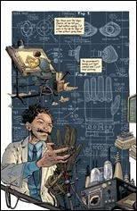 Doctor Star & The Kingdom of Lost Tomorrows: From the World of Black Hammer #1 Preview 1