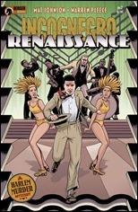 Incognegro: Renaissance #2 Cover