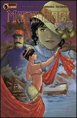 Mata Hari #2 Cover