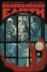 Cell Block Earth And Other Stories TPB Cover