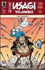 Usagi Yojimbo: The Hidden #1 Cover
