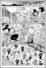 Usagi Yojimbo: The Hidden #1 Preview 1