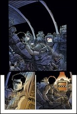 Aliens: Dead Orbit TPB Preview 2