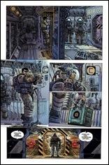 Aliens: Dead Orbit TPB Preview 4