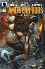 American Gods: My Ainsel #1 Cover - Fabry