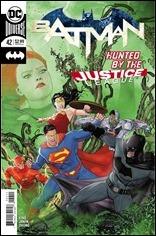 Batman #42 Cover