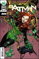 Batman #42 Cover - Coipel Variant