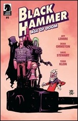 Black Hammer: Age of Doom #1 Cover - Young Variant