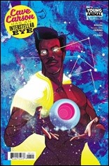 Cave Carson Has An Interstellar Eye #1 Cover - Ward Variant