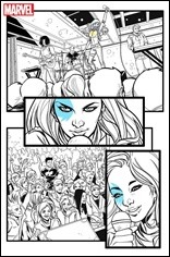 Dazzler: X Song #1 First Look Preview 2