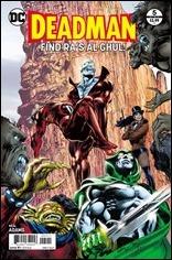 Deadman #5 Cover