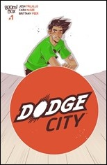 Dodge City #1 Cover A - McGee