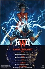 Harbinger Wars 2 Checklist