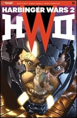 Harbinger Wars 2 #1 Cover B - Suayan