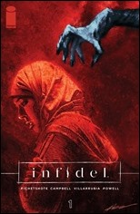 Infidel #1 Cover