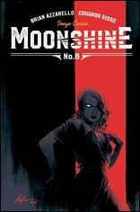 Moonshine #8 Cover - Albuquerque Variant