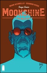 Moonshine #8 Cover