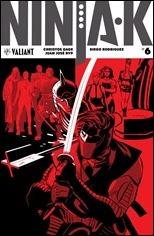 Ninja-K #6 Cover A - Zonjic