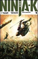 Ninja-K #6 Cover B - Quah