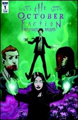The October Faction: Supernatural Dreams #1 Cover