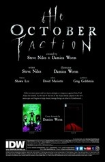 The October Faction: Supernatural Dreams #1 Preview 1