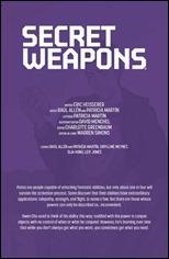 Secret Weapons: Owen's Story #0 Preview 1