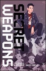Secret Weapons: Owen's Story #0 Cover B - Meynet