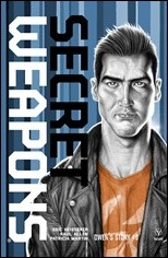 Secret Weapons: Owen's Story #0 Cover - Jones Variant