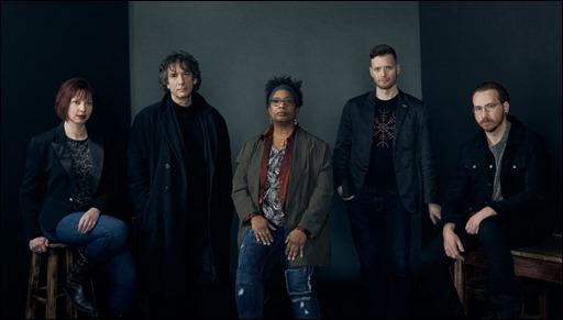 Sandman Universe author group shot