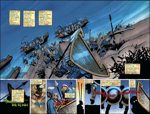 Xerxes: The Fall of the House of Darius And The Rise of Alexander #1 Preview 1