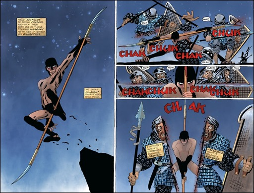 Xerxes: The Fall of the House of Darius And The Rise of Alexander #1 Preview 3