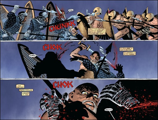 Xerxes: The Fall of the House of Darius And The Rise of Alexander #1 Preview 4