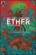 Ether: The Copper Golems #1 Cover