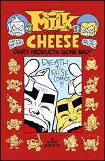 Milk And Cheese: Dairy Products Gone Bad TPB Cover